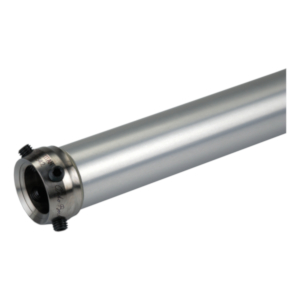Tube Adapter, short, 34 mm, Titanium